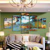 Waterfall Creek Printing Canvas Wall Decoration - COLORMIX