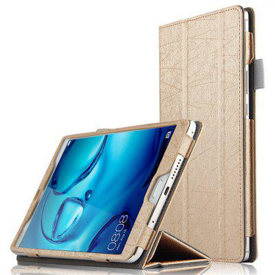 Tablet Case Folding Stand Design for Huawei MediaPad M3