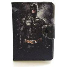 8 inch Tablet PC Protective Case Black Super Hero for Lenovo