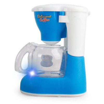Mini Cute Coffee Machine Pretend Play Toy