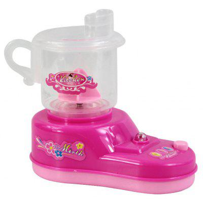 Cute Plastic Juicer Pretend Play Toy