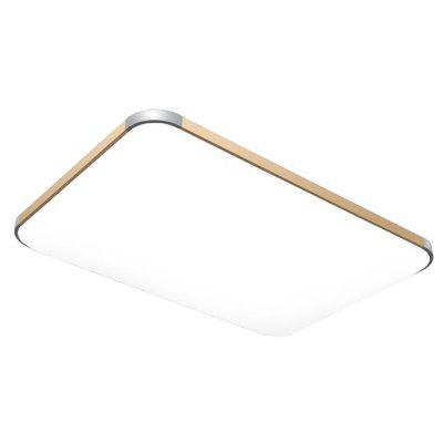 BRELONG Personalized Square LED Ceiling Light 180 - 240VFlush Ceiling Lights<br>BRELONG Personalized Square LED Ceiling Light 180 - 240V<br><br>Brand: BRELONG<br>Features: Remote-Controlled<br>Illumination Field: 20 - 25sqm<br>Package Contents: 1 x Ceiling Light, 1 x Remote Controller<br>Package size (L x W x H): 70.00 x 70.00 x 15.00 cm / 27.56 x 27.56 x 5.91 inches<br>Package weight: 7.0400 kg<br>Product size (L x W x H): 65.00 x 65.00 x 11.00 cm / 25.59 x 25.59 x 4.33 inches<br>Product weight: 6.1000 kg<br>Sheathing Material: Acrylic, Iron<br>Type: Ceiling Lights<br>Voltage (V): 180-240V<br>Wattage (W): 48W<br>Wavelength / CCT: 3000-6500K