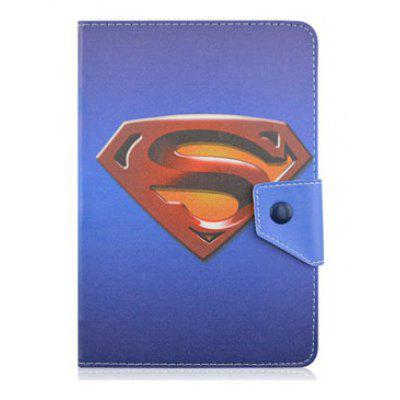 Universal Supermen 7 inch Tablet PU Leather Protective Cover