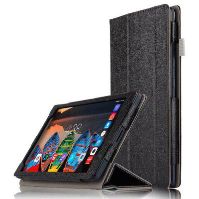 Tablet Cover Case Auto Sleep / Wake Up Function for Lenovo P8