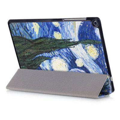 Creative Drawing Tablet PC Case for Samsung T820 / T825