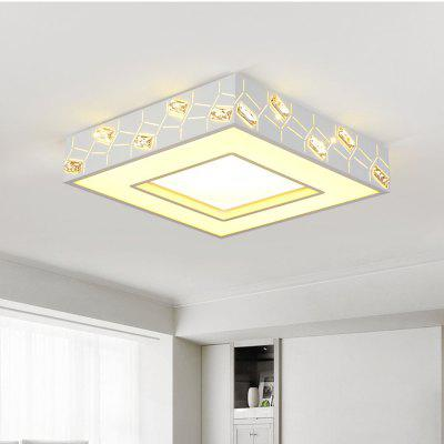 BRELONG Luxury Square Ceiling Light 85 - 260V