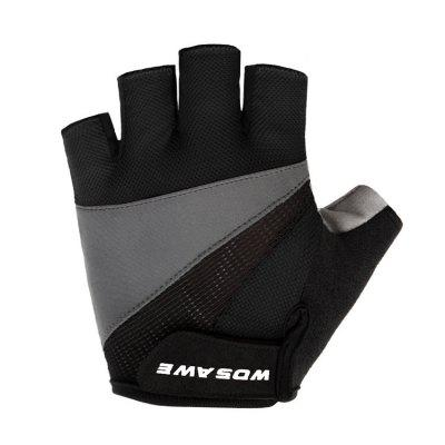 WOSAWE?BST - 008 - B ) Pair of Half-finger Cycling GlovesCycling Gloves<br>WOSAWE?BST - 008 - B ) Pair of Half-finger Cycling Gloves<br><br>Brand: WOSAWE<br>Package Contents: 1 x Pair of Gloves<br>Package size (L x W x H): 20.00 x 14.00 x 1.00 cm / 7.87 x 5.51 x 0.39 inches<br>Package weight: 0.0700 kg<br>Product weight: 0.0450 kg<br>Size: M