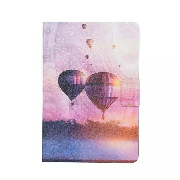 Fire Balloon Style Tablet Cover for Samsung Tab T700