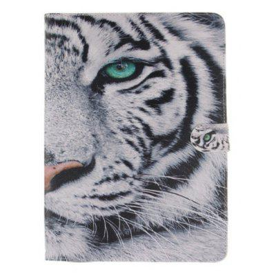 Housse de protection Tiger Style pour Samsung Galaxy Tab A T550 / T555