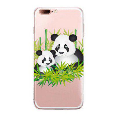 Cartoon Coloured Drawing Cover Case for iPhone 7 Plus