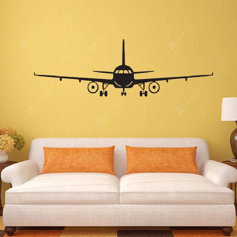 Creative Airplane Wall Sticker Wallpaper