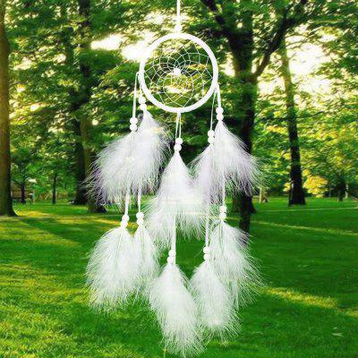 Creative Wind Bell Hanging DecorationsCrafts<br>Creative Wind Bell Hanging Decorations<br><br>For: Friends, Sisters, Student<br>Package Contents: 1 x Ornament<br>Package size (L x W x H): 20.00 x 6.00 x 6.00 cm / 7.87 x 2.36 x 2.36 inches<br>Package weight: 0.2200 kg<br>Product size (L x W x H): 55.00 x 11.00 x 1.00 cm / 21.65 x 4.33 x 0.39 inches<br>Product weight: 0.1000 kg<br>Subjects: Others<br>Usage: Others, Party