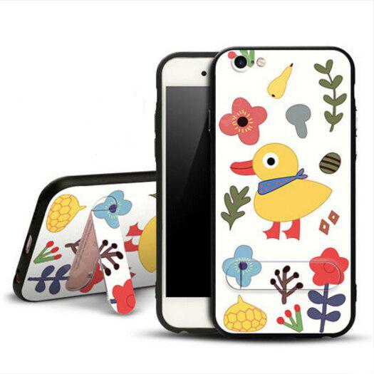 COLORMIX Kickstand Phone Cover Case for iPhone 6 / 6S