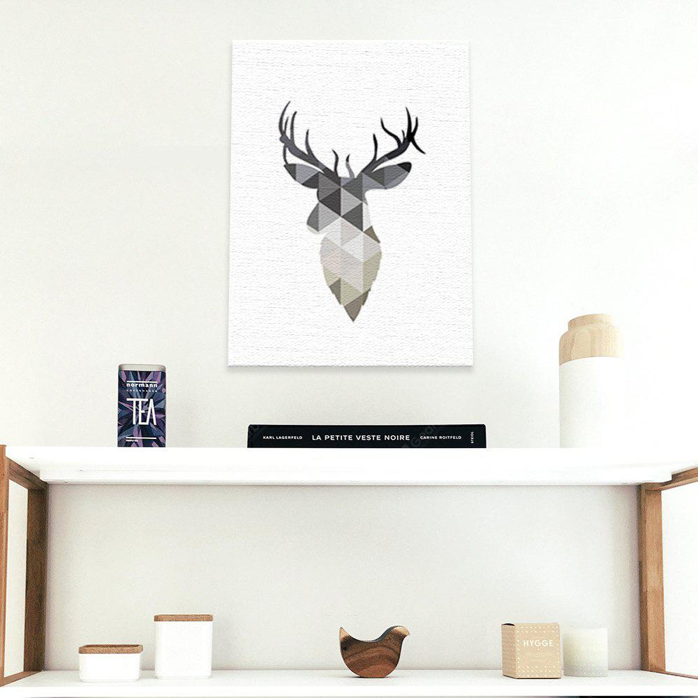Canvas Print Painting Reindeer Home Decoration Wall Picture