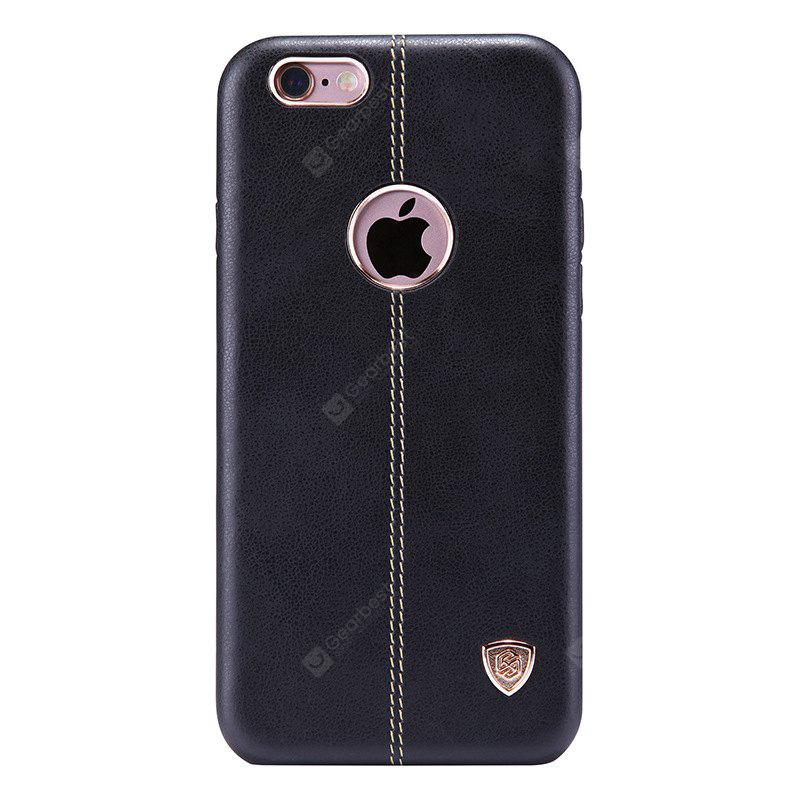 BLACK Cool Leather Phone Cover for iPhone 6 / 6S
