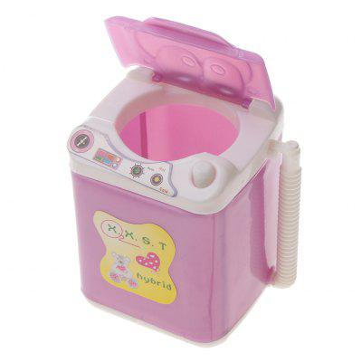 Doll House Miniature Washing Machine ToyPretend Play<br>Doll House Miniature Washing Machine Toy<br><br>Age: Above 3 Years<br>Material: Plastic<br>Package Contents: 1 x Washing Machine Toy<br>Package size (L x W x H): 8.00 x 7.00 x 10.00 cm / 3.15 x 2.76 x 3.94 inches<br>Package weight: 0.0640 kg<br>Product size (L x W x H): 6.50 x 5.50 x 8.00 cm / 2.56 x 2.17 x 3.15 inches<br>Product weight: 0.0400 kg<br>Type: Pretend Play