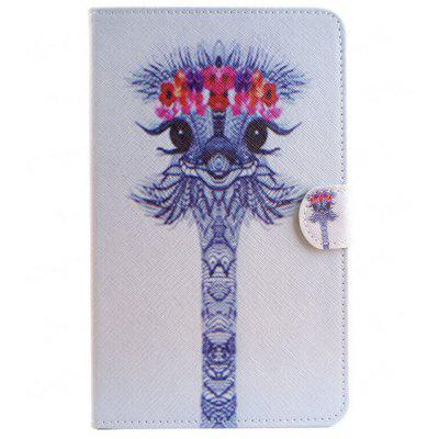 Ostrich Style Tablet Ultra Thin Cover for Samsung Tab 4 T330