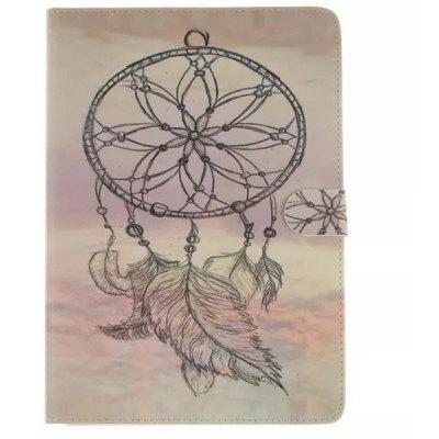 Dream Catcher Painted PU Leather Case for Samsung Galaxy Tab A T350