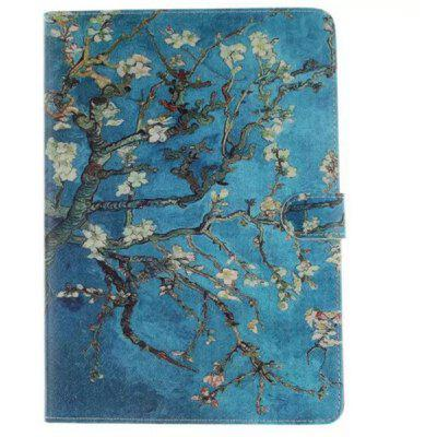 Sakura Painted PU Leather Case for Samsung Galaxy Tab A T350
