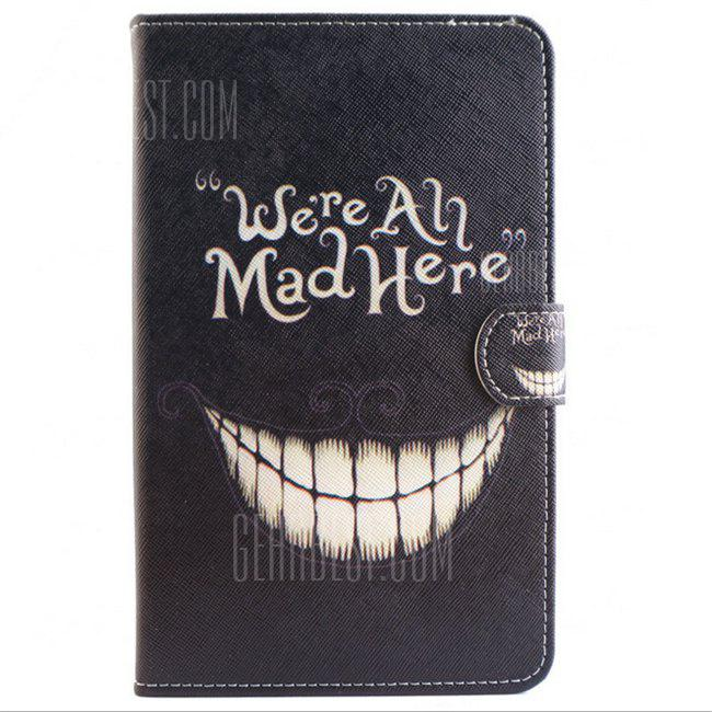Teeth Pattern Tablet Ultra Thin Cover for Samsung Tab 4 T330