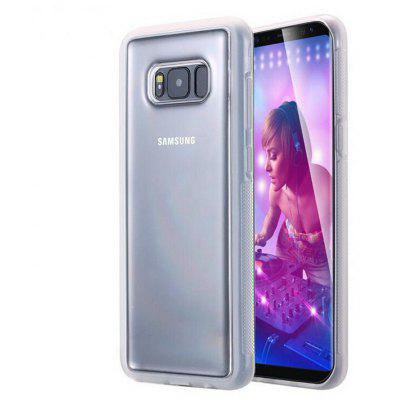 Buy TRANSPARENT Transparent Antigravity Phone Cover Case for Samsung Galaxy S8 for $6.33 in GearBest store