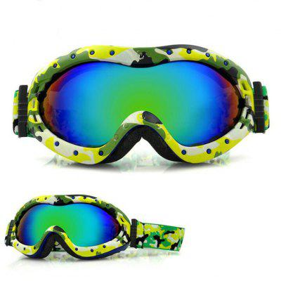 HG - 77 Protective PC Lens Cycling Skiing Glasses