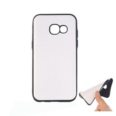 Simple Style Cover Case for Samsung Galaxy A3Samsung A Series<br>Simple Style Cover Case for Samsung Galaxy A3<br><br>Compatible for Samsung: Galaxy A3<br>Features: Back Cover<br>For: Samsung Mobile Phone<br>Material: TPU<br>Package Contents: 1 x Phone Cover<br>Package size (L x W x H): 14.00 x 8.00 x 1.00 cm / 5.51 x 3.15 x 0.39 inches<br>Package weight: 0.0400 kg<br>Product size (L x W x H): 13.80 x 7.00 x 0.80 cm / 5.43 x 2.76 x 0.31 inches<br>Product weight: 0.0170 kg<br>Style: Modern