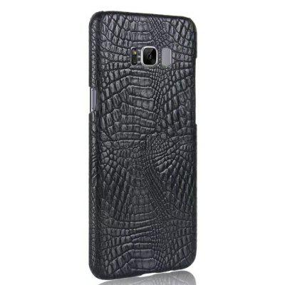 LEEHUR Alligator Stripe Phone Cover for Samsung Galaxy S8