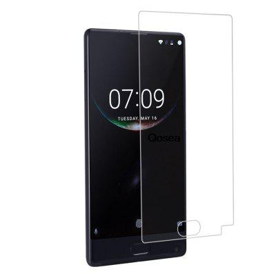 Naxtop 1PC Tempered Glass Screen Film for Doogee MIXScreen Protectors<br>Naxtop 1PC Tempered Glass Screen Film for Doogee MIX<br><br>Brand: Naxtop<br>Features: Anti fingerprint, Anti scratch, Protect Screen, Ultra thin<br>Material: Tempered Glass<br>Package Contents: 1 x Screen Film, 1 x Wet Wipe, 1 x Dry Wipe, 1 x Dust-absorber<br>Package size (L x W x H): 17.00 x 9.50 x 1.00 cm / 6.69 x 3.74 x 0.39 inches<br>Package weight: 0.1020 kg<br>Product Size(L x W x H): 13.77 x 7.03 x 0.03 cm / 5.42 x 2.77 x 0.01 inches<br>Product weight: 0.0080 kg<br>Surface Hardness: 9H<br>Thickness: 0.26mm<br>Type: Screen Protector