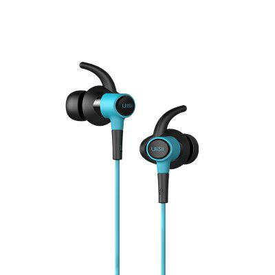 UIISII Hi - 710 In-ear Stereo HiFi EarphonesEarbud Headphones<br>UIISII Hi - 710 In-ear Stereo HiFi Earphones<br><br>Application: Running, Working, Sport, Gaming<br>Brand: UIISII<br>Cable Length (m): 1.2m<br>Compatible with: iPod, iPhone, Computer, Mobile phone, MP3, PC, Portable Media Player<br>Connectivity: Wired<br>Driver unit: 6mm<br>Frequency response: 20-20000Hz<br>Function: Song Switching, Voice control, Answering Phone, HiFi, Microphone<br>Impedance: 32ohms±15 percent<br>Language: No<br>Material: Plastic<br>Model: Hi - 710<br>Package Contents: 1 x Earphones, 1 x English Manual, 3 x Pair of Standby Earbud Tips ( L, M, S ), 1 x Pair of Standby Earbud Tips with Ear Wing, 1 x Storage Bag<br>Package size (L x W x H): 23.00 x 12.00 x 4.00 cm / 9.06 x 4.72 x 1.57 inches<br>Package weight: 0.2000 kg<br>Plug Type: 3.5mm, L-Bend<br>Product weight: 0.0170 kg<br>Sensitivity: 95 ± 3 dB<br>Type: In-Ear