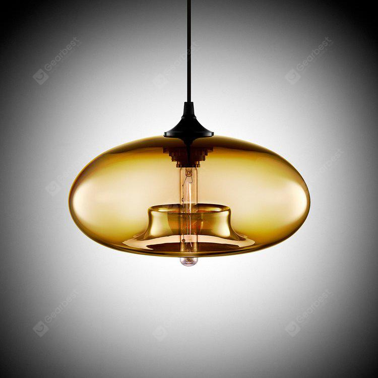 LED Personality Warm Bedroom Pendant Light 85V - 260V