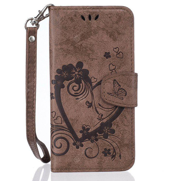 Embossing Coloured Drawing  Phone Cover Case for Samsung Galaxy S8