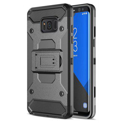 Back Splint Stent Phone Cover Case for Samsung Galaxy S8