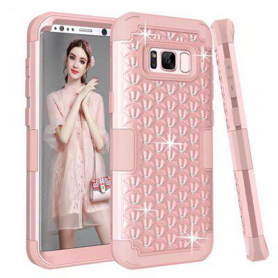 Diamond Phone Cover Case for Samsung Galaxy S8 Plus