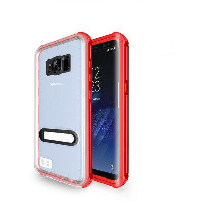 Transparent Phone Cover Case for Samsung Galaxy S8 Plus