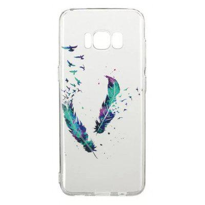 TPU Silicone Case for Samsung Galaxy S8