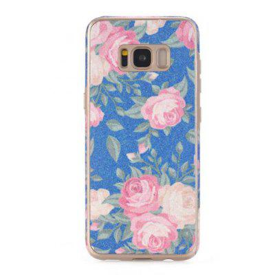 Flower Pattern Case for Samsung Galaxy S8 Plus
