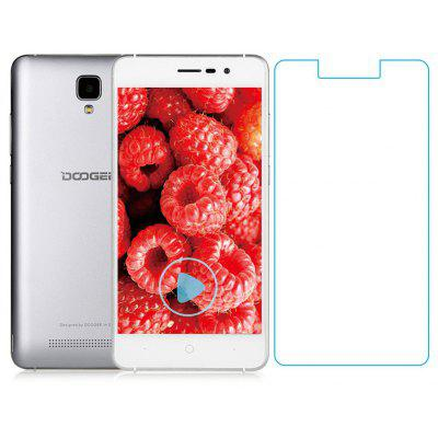 Naxtop 2PCS Tempered Glass Screen Film for Doogee X10