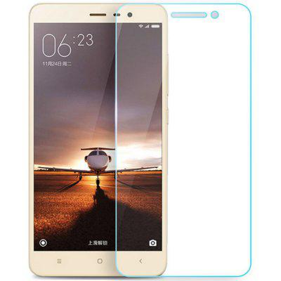 Naxtop Transparent Screen Film Protector Tempered Glass Membrane for Xiaomi Redmi 4 ( 2GB + 16GB ) - 2PCS