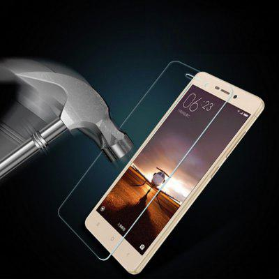 Naxtop 1pc Tempered Glass Film for Xiaomi Redmi 4Screen Protectors<br>Naxtop 1pc Tempered Glass Film for Xiaomi Redmi 4<br><br>Brand: Naxtop<br>Compatible Model: Redmi 4 ( Standard Version 2GB + 16GB )<br>Features: Protect Screen, High sensitivity, Anti-oil, Anti scratch, Anti fingerprint<br>Mainly Compatible with: Xiaomi<br>Package Contents: 1 x Screen Film, 1 x Wet Wipes, 1 x Dry Wipes, 1 x Dust-absorber<br>Package size (L x W x H): 17.00 x 9.50 x 1.00 cm / 6.69 x 3.74 x 0.39 inches<br>Package weight: 0.1030 kg<br>Product Size(L x W x H): 13.52 x 6.54 x 0.03 cm / 5.32 x 2.57 x 0.01 inches<br>Product weight: 0.0080 kg<br>Surface Hardness: 9H<br>Thickness: 0.26mm<br>Type: Screen Protector