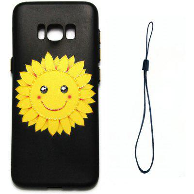 Sunflower Phone Cover Case for Samsung Galaxy S8