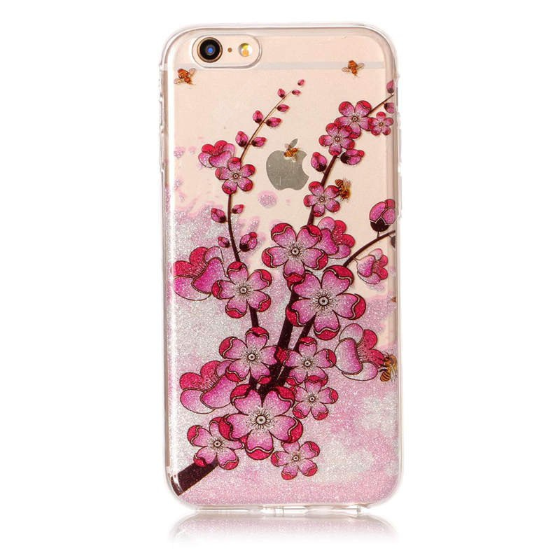 Plum Blossom Pattern Phone Case for iPhone 6 / 6S