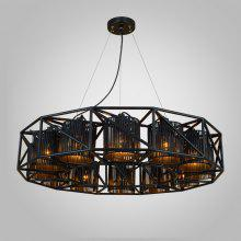 ZUOGE DJBCY007 Retro Industrial Cloth Pendant 220V