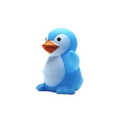 Cute Penguin Style Sound ToyPretend Play<br>Cute Penguin Style Sound Toy<br><br>Age: 2 Years+<br>Applicable gender: Unisex<br>Design Style: Animal<br>Features: Educational<br>Material: Vinyl<br>Package Contents: 1 x Sound Toy<br>Package size (L x W x H): 7.00 x 6.00 x 7.50 cm / 2.76 x 2.36 x 2.95 inches<br>Package weight: 0.0450 kg<br>Product size (L x W x H): 5.50 x 4.00 x 5.50 cm / 2.17 x 1.57 x 2.17 inches<br>Product weight: 0.0200 kg<br>Small Parts : Yes<br>Type: Intelligence toys<br>Washing: No