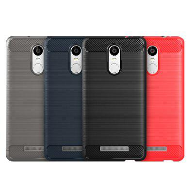 ASLING Durable Soft Protective Cover for Xiaomi Redmi Note 3Cases &amp; Leather<br>ASLING Durable Soft Protective Cover for Xiaomi Redmi Note 3<br><br>Brand: ASLING<br>Features: Back Cover<br>Material: Carbon Fiber, TPU<br>Package Contents: 1 x Case Cover<br>Package size (L x W x H): 21.70 x 12.00 x 0.80 cm / 8.54 x 4.72 x 0.31 inches<br>Package weight: 0.0380 kg<br>Product Size(L x W x H): 15.30 x 7.80 x 0.10 cm / 6.02 x 3.07 x 0.04 inches<br>Product weight: 0.0250 kg<br>Style: Cool