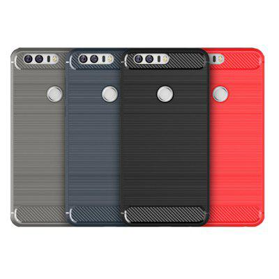 ASLING Durable Soft Protective Cover for HUAWEI Honor 8Cases &amp; Leather<br>ASLING Durable Soft Protective Cover for HUAWEI Honor 8<br><br>Brand: ASLING<br>Compatible Model: Honor 8<br>Features: Back Cover<br>Mainly Compatible with: HUAWEI<br>Material: TPU, Carbon Fiber<br>Package Contents: 1 x Phone Case<br>Package size (L x W x H): 21.70 x 12.00 x 0.80 cm / 8.54 x 4.72 x 0.31 inches<br>Package weight: 0.0390 kg<br>Product Size(L x W x H): 14.80 x 7.30 x 0.10 cm / 5.83 x 2.87 x 0.04 inches<br>Product weight: 0.0260 kg