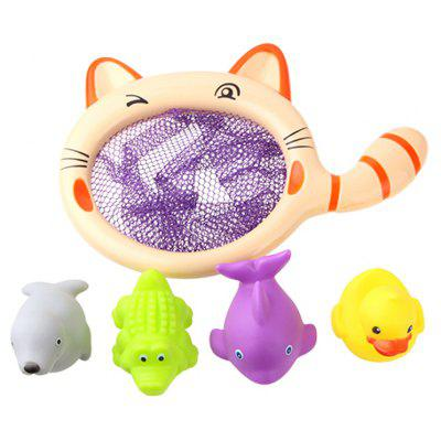 5PCS Baby Bath Squirt Toy