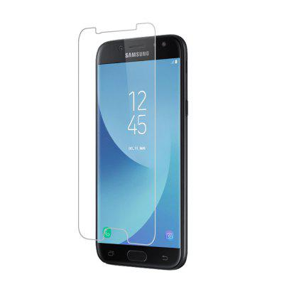 Naxtop 2pcs Tempered Glass Film for Samsung Galaxy J7 PrimeSamsung J Series<br>Naxtop 2pcs Tempered Glass Film for Samsung Galaxy J7 Prime<br><br>Brand: Naxtop<br>Features: Ultra thin, Protect Screen, High sensitivity, Anti-oil, Anti scratch, Anti fingerprint<br>For: Samsung Mobile Phone<br>Material: Tempered Glass<br>Package Contents: 2 x Screen Film, 2 x Wet Wipes, 2 x Dry Wipes, 2 x Dust-absorber<br>Package size (L x W x H): 17.00 x 9.50 x 1.00 cm / 6.69 x 3.74 x 0.39 inches<br>Package weight: 0.1140 kg<br>Product Size(L x W x H): 14.36 x 6.70 x 0.03 cm / 5.65 x 2.64 x 0.01 inches<br>Product weight: 0.0200 kg<br>Surface Hardness: 9H<br>Thickness: 0.26mm<br>Type: Screen Protector