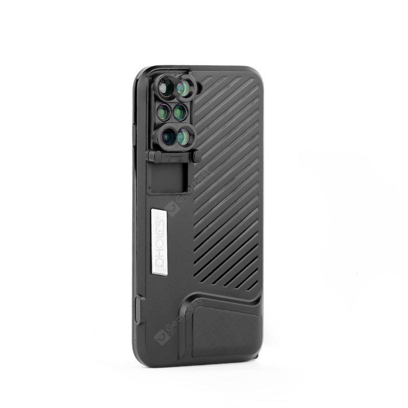 Pholes A762 Lens with Case for iPhone 7 Plus