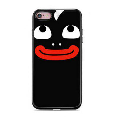 Amusing Cartoon Face Cover Case for iPhone 6 Plus / 6S Plus